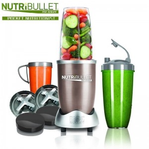 NutriBullet PRO 900W 900 Series Nutri Bullet 15 Pcs Superfood Blender Juicer