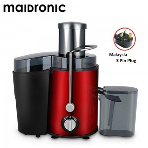 Maidronic MD 610 Stainless Steel Fruit Vegetable Juicer Extractor