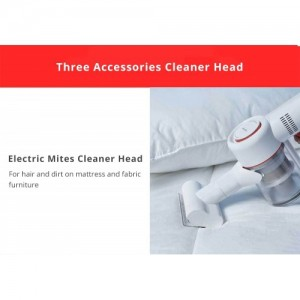 Xiaomi Dreame V9 Rechargeable 20k PA Strong Suction Cordless Vacuum Cleaner