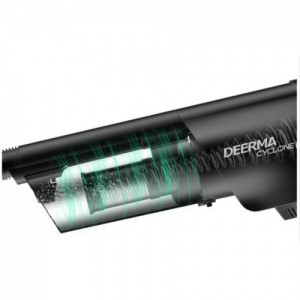 Deerma DX600 2 in 1 Strong Suction Power Steel Cyclone Filter Vacuum Cleaner