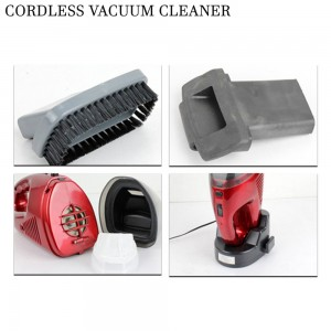 JK008B Rechargeable Mini Household Wireless Portable Car Vacuum Cleaner