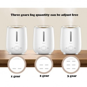 Deerma F420S Touch Sensor ActivatedCarbon Purification Ultrasonic Air Humidifier