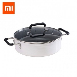 Xiaomi Mijia Smart Induction Cooker 2100W With 4L Non-Stick Stockpot Cookware
