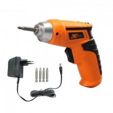 DCTOOLS S031 Rechargeable Cordless Electric Screwdriver Drill Tools Set