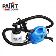 Paint Zoom Pro Electric Paint Gun with 3 Way Spray