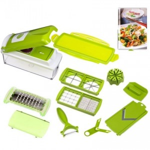 Genius Nicer Dicer Multi Purpose Multi Slicer Plus Set