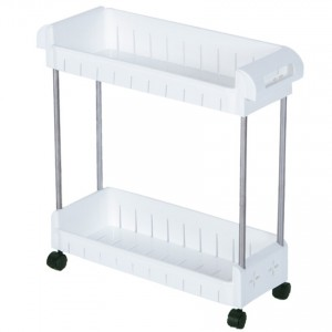 2 Tier Stackable Multipurpose Kitchen Storage Rack