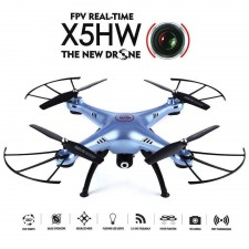 Syma X5HW WIFI FPV With 2MP HD Camera 2.4G 4CH 6Axis RC Quadcopter Drone