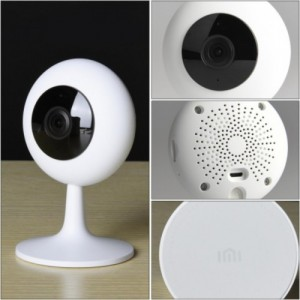 Xiaomi Chuangmi Xiaobai 720P WiFi 120 Degree Night Vision Smart IP Camera