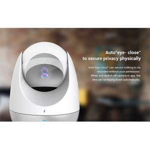 Qihoo 360 World Best Anti Hack 360 Degree 1080P UHD Auto Tracking Moving Objects D706 Wifi IP Camera CCTV Home Security