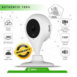 Qihoo 360 World Best Anti Hack Home Security Camera IP Camera CCTV Camera D603 D606 720P 1080P Wireless Surveillance