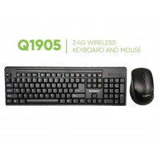 Bosston Q1905 Wireless Keyboard and Mouse Combo