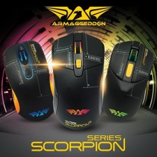 Armaggeddon Scorpion Series Gaming Mouse