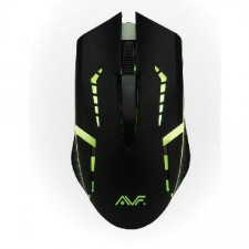 AVF RAPID 4 GAMING MOUSE WITH BACKLIGHT WIRED USB 3D OPTICAL 1000DPI AGG-R04