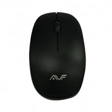 AVF GEOM2 WIRELESS OPTICAL MOUSE 1600DPI ERGONOMIC HANDLER 2.4ghz AM4G-BK