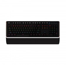 AVF GAMING FREAK GK-MXRGB9 FULL RGB MECHANICAL GAMING KEYBOARD BLUE/BROWN SWITCH