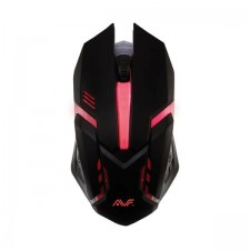 AVF AGG-R01 RAPID 1 GAMING MOUSE WITH BACKLIGHT WIRED USB 3D OPTICAL 1000DPI