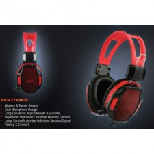 AVF HEADSET HM-SURF3 Gaming Gears Surf 3 Gaming Headset