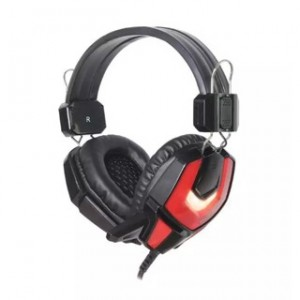 AVF GAMING FREAK GH4-BLOODY GAMING HEADSET WITH ILLUMINATE EFFECT & MICROPHONE