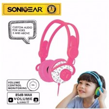 SonicGear Kinder 2 Child Safe Headphones