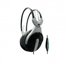 AVF HM035 MULTIMEDIA WIRED HEADPHONE WITH MIC HEADSET HEADBAND