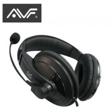 AVF HM550M FULL COVER DIGITAL STEREO HEADSET HEADPHONE WITH MIC FUNCTION