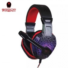 AVF GH6-VENOM Gaming Freak Headset with Illuminate Effect GH6 Cpu PC Computer Headphone