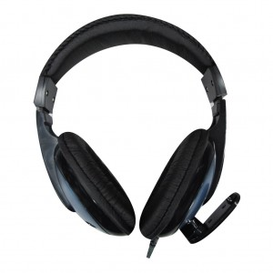 AVF HM502M FULL COVER DIGITAL STEREO WIRED HEADPHONE WITH MIC