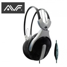 AVF HEADSET HM035M Classis Multimedia Stereo Headphone With Mic