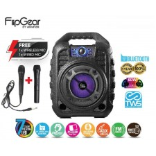 Vinnfier FlipGear Tango 303WM Bluetooth Portable Speaker