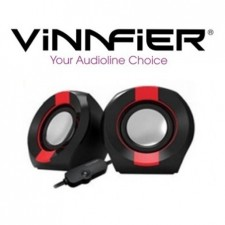 VINNFIER Icon 202 USB Audio 2.0 Powered mini Speaker