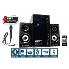 AudioBox K800 BTMI Bluetooth Multimedia 2.1 Sparker System Speaker