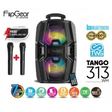 Vinnfier FlipGear Tango 313WM Protable Trolley Speaker