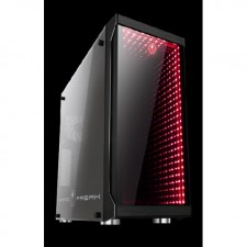 AVF GAMING FREAK M880G STAR GATE PREMIUM MIDDLE TOWER WITH TEMPERED GLASS CPU PC DESKTOP