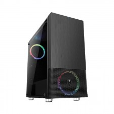 AVF GAMING FREAK TMAX XV100G PREMIUM MIDDLE TOWER GAMING WITH TEMPERED GLASS CASE CPU DESKTOP