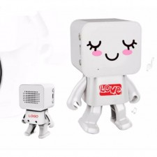 Dancing Mini Cubee 3W Bluetooth TWS Speaker
