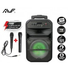 AVF Boombox Chatterbox-V Portable Rechargeable Bluetooth Speaker