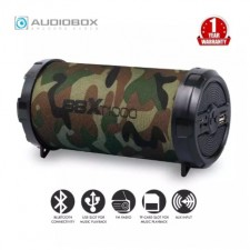 AudioBox BBX T1000 Bluetooth Portable Speaker with FM Radio, USB, TD Card