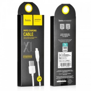 HOCO ORIGINAL X1 Rapid Charging Cable Apple (1Meter)