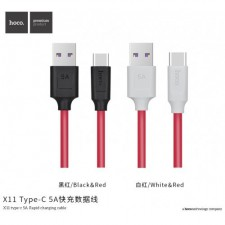 HOCO ORIGINAL X11 Type-C 5A Rapid USB Charging Cable