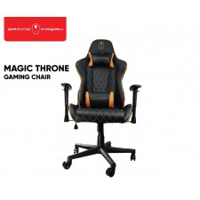 GAMING FREAK MAGIC THRONE ORANGE EDITION - Professional Gaming Chair GF-GCMT11-OR OFFICE SOFA