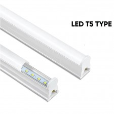 LED T5 Tube Light Lamp 4ft 1.2M Complete Set 18W (Cool White / YELLOW)