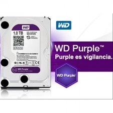 "WD Purple Surveillance 3.5"" CCTV Hard Drive"