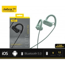 Jabra Elite Active 45e (MINT) Waterproof Sports Bluetooth Wireless In-Ear Headphone Headset Earpods Earphones Earbuds