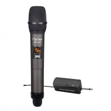 Vinnfier FlipGear Professional UHF Wireless Microphone WM1000U Rechargeable Karaoke Talk Microphone