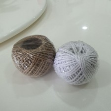 100g Durable Burlap Cotton Tali Guni Twine Rode Gunny