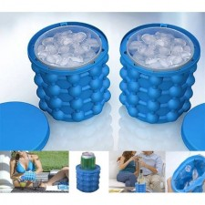Silicone Ice Cubes Maker Safe Squeeze to Pop 40pcs Ice