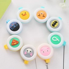 Bikit Guard Mosquito Repellent For Child Plant Essential Oil Anti-mosquito Cartoon Buckle Cute