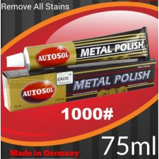Autosol 75ml - Original Metal Polish Tube