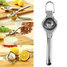 Lemon Squeezer Stainless Steel High Quality Juicer Tool Hand Press Bar